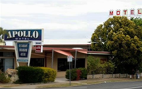 Apollo Motel in Biloela